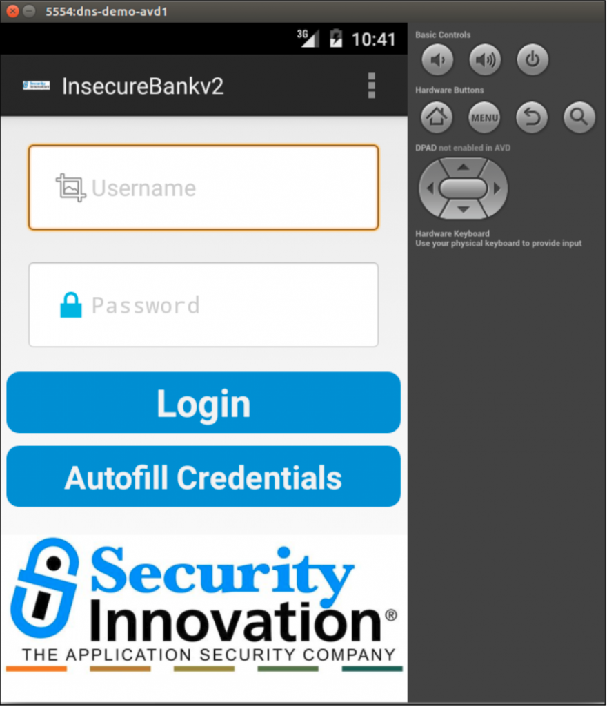 Android-InsecureBankv2: Vulnerable Android Application To
